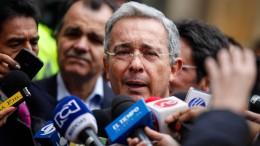 Früherer Präsident Uribe unter Hausarrest