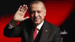 Erdogan gibt Geheimdienstaufnahmen weiter