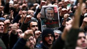 Iran richtet Mann wegen Spionage hin