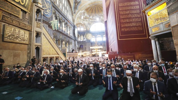Kulturkämpfer Erdogan