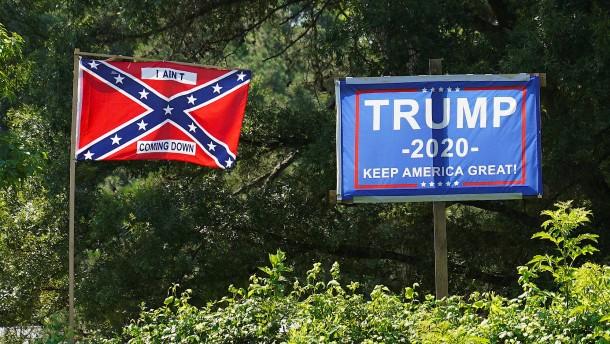 Pentagon verbannt Südstaatenflagge