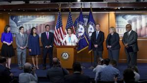 Pelosi beruft Trump-Kritikerin in Untersuchungskommission
