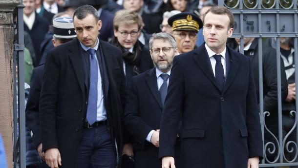 Israelischer Minister ruft Frankreichs Juden zur Emigration auf