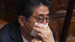 Japan vor dem Notstand