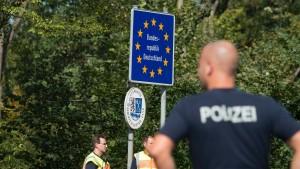 Brüssel lehnt Verlängerung von Grenzkontrollen ab