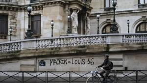 Zwei Grüne träumen vom Elysée-Palast