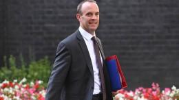 Brexit-Minister fordert Entgegenkommen der EU
