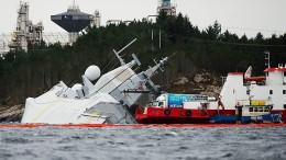 Norwegische Fregatte erhielt mehrfach Funkwarnungen