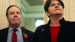 Nordiren befürchtet Auseinanderbrechen Großbritanniens