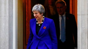 Britisches Parlament drückt Haushaltsplan durch
