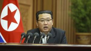 Kim will Kommunikationskanäle mit Seoul öffnen