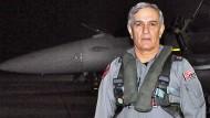 Akin Öztürk, früherer türkischer Luftwaffenchef im Jahr 2014 (Archivbild)