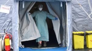 Weit mehr Italiener infiziert als bislang angenommen