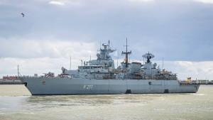 China begründet Absage an Fregatte Bayern mit mangelndem Vertrauen