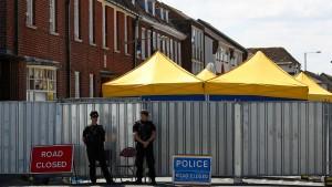 Ermittler wollen Nowitschok-Täter identifiziert haben