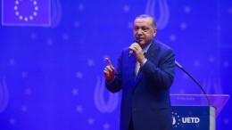 """Erdogan fordert """"osmanische Ohrfeige für Terroristen"""""""
