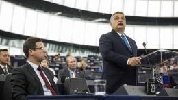 Ungarn will Abstimmung zu Strafverfahren anfechten