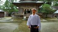 """Inbe ist der Oberste Priester des Mizuwakasu-Schreins: """"Wir fühlen uns von Korea erniedrigt."""""""