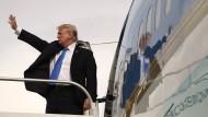 Und tschüss: Verabschiedet sich mit Donald Trump auch Amerika aus Asien?