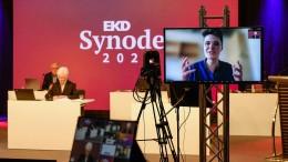 EKD-Synode wählt Studentin an die Spitze