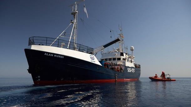 UN fordern Wiederaufnahme der Seenotrettung