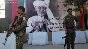 Taliban kündigen Gewalt an