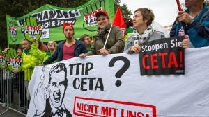 Sozialdemokraten müssen die Globalisierung gestalten