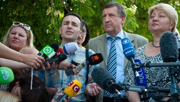 Timoschenko in Krankenhaus verlegt