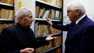 """Steinmeier würdigt """"Mut der Revolutionäre"""""""