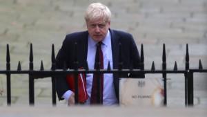 """Johnson warnt vor einem """"Sieg"""" der EU"""