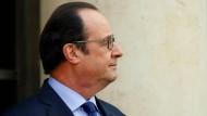 Hollande und ein Friseur mit Ministergehalt