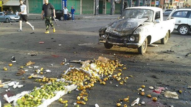 Über 200 Tote nach Anschlägen des IS