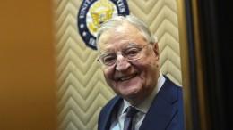 Früherer Vizepräsident Walter Mondale gestorben