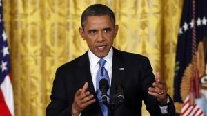 Obama besteht auf strengeren Gesetzen