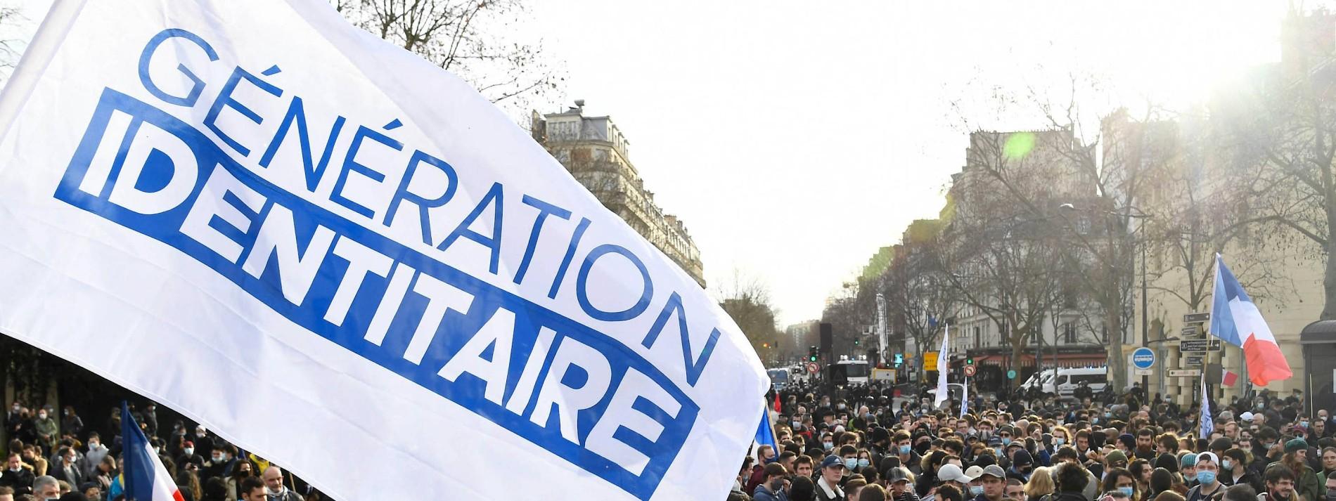 Frankreich verbietet bekannteste Gruppe der Identitären Bewegung