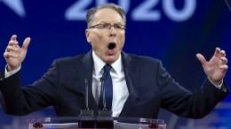 NRA darf trotz Konkurses juristisch verfolgt werden