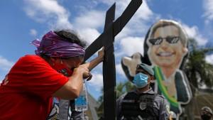 Die Wut der Brasilianer