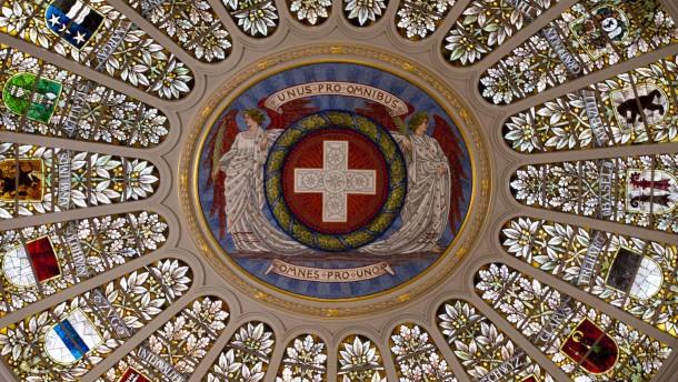 Parlament in Bern sagt Diktatoren den Kampf an