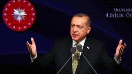 Erdogan, der Eroberer