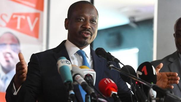Haftbefehl gegen Präsidentschaftskandidaten erlassen