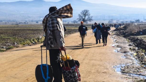 EU-Grenzschützer sollen Grenze Serbiens überwachen