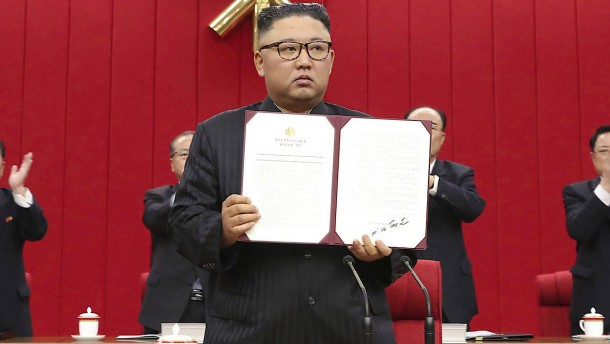 Nordkorea zu Konfrontation und Dialog mit Amerika bereit