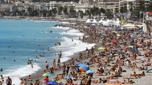 Süd-Frankreich wird Corona-Hochrisikogebiet