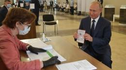 Alles läuft nach Putins Plan
