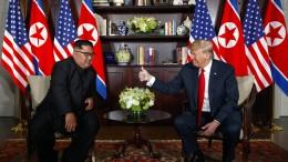 Seoul: Trump will Nordkoreas Wünsche erfüllen