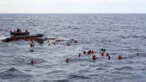 Deutschland übernimmt weniger Schiffbrüchige als zugesagt