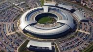 Der kleine Bruder der NSA bringt es auch auf einige Mitarbeiter: Government Communications Headquarters in Cheltenham.