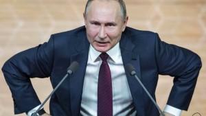 Putins Sieg ist trügerisch