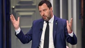Lega-Politiker gibt tödlichen Schuss ab
