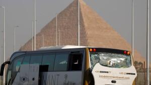 Mehrere Verletzte bei Anschlag auf Touristenbus